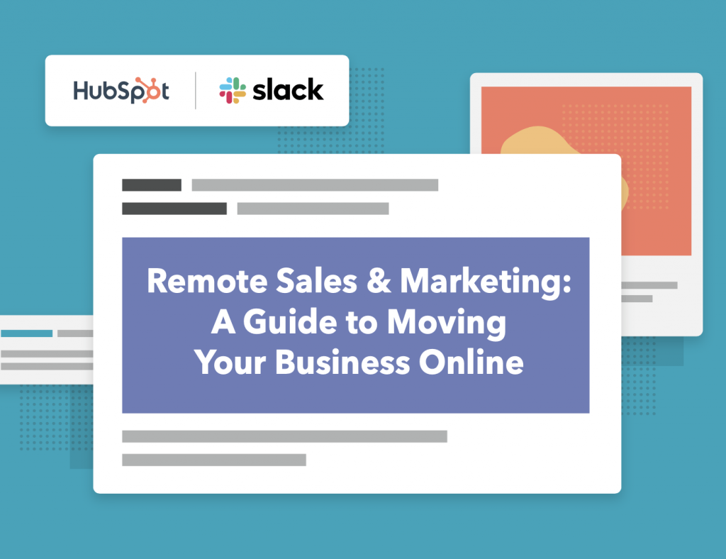 Provident CRM Remote Sales and Marketing Guide to Moving Business Online