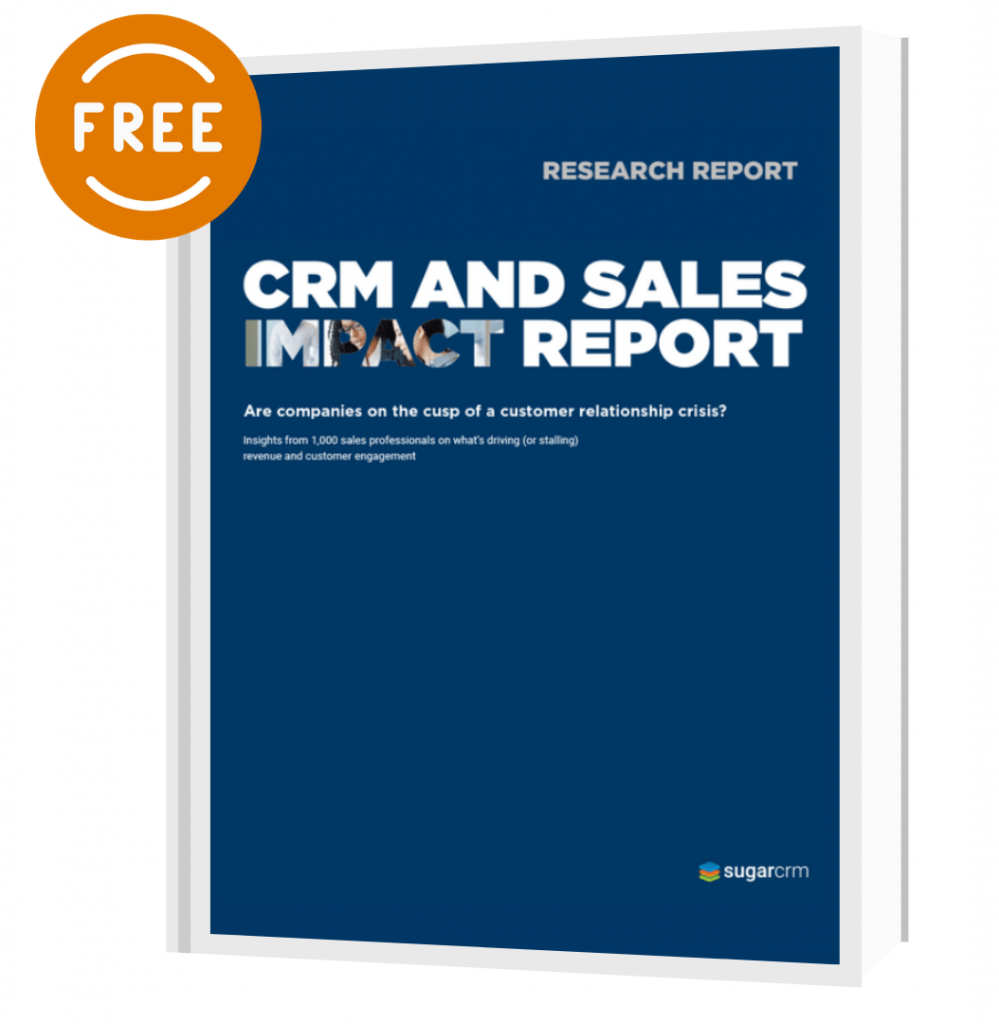 Provident CRM and Sales Impact Report