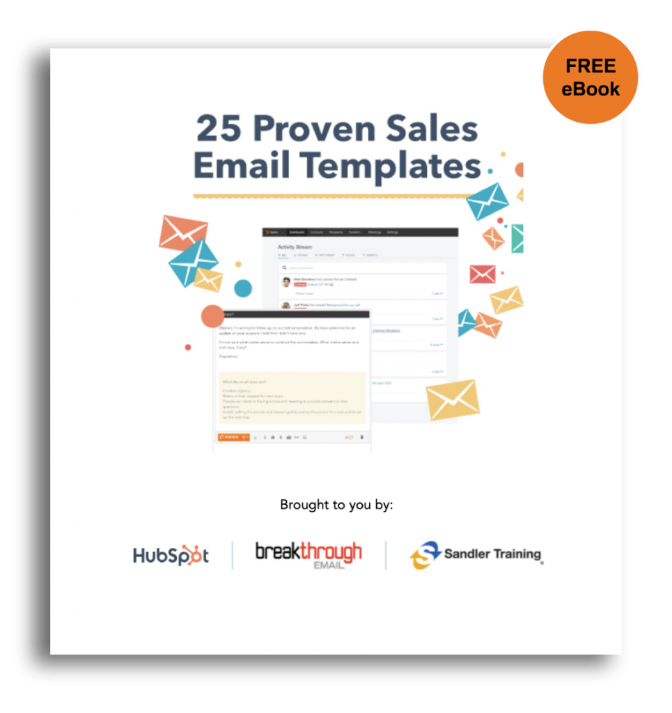 Provident CRM 25 Proven Sales Email Templates