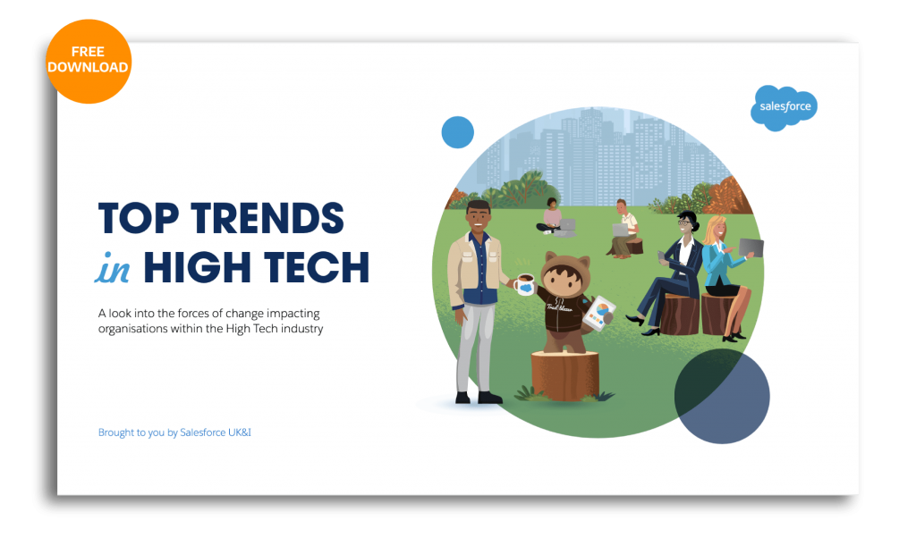 Provident CRM Top Trends in High Tech